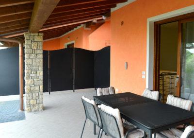 Portico / Front porch / Säulengang