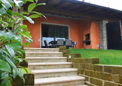 Ingresso / Entrance / Eingang